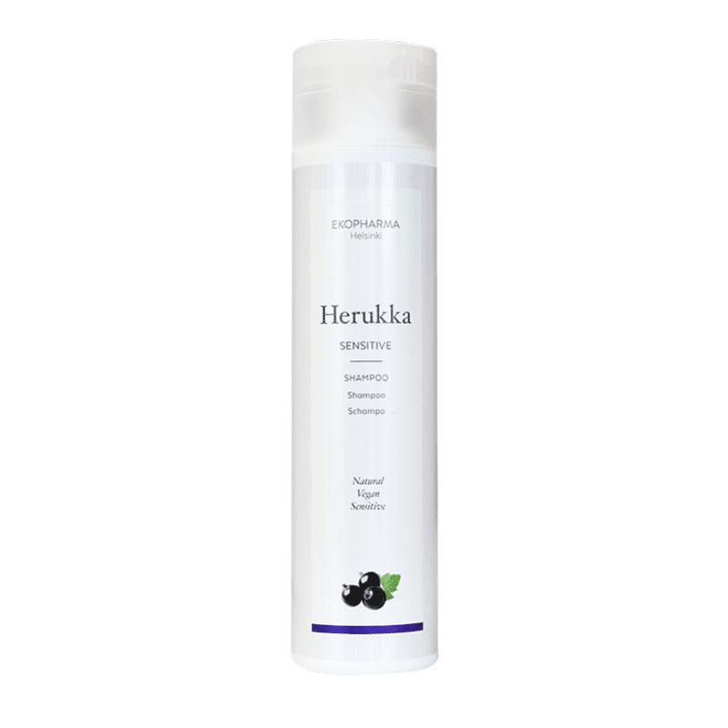 Ekopharma Mustaherukka - Hellävarainen ja Hajusteeton Shampoo