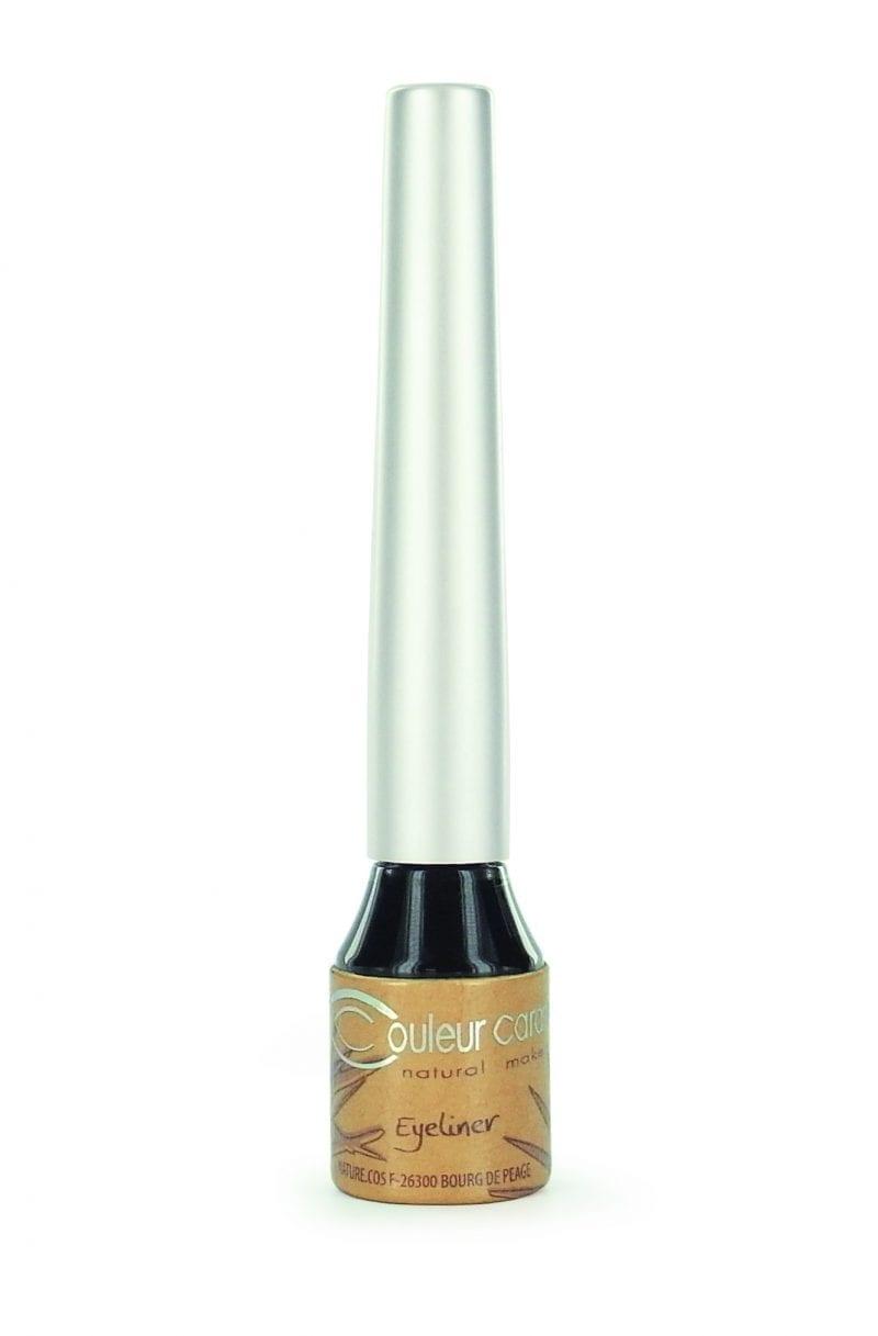 Couleur Caramel Eyeliner Organic Black