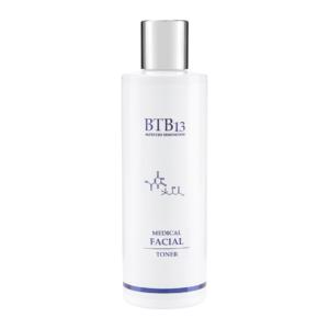 BTB13 Medical Facial Toner - Rauhoittava ja Tasapainottava Hoitovesi