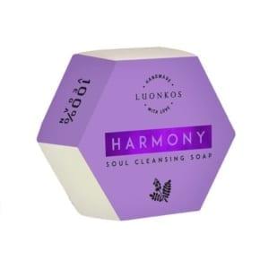 Luonkos Harmony Soul Cleansing Soap - Hellävarainen Saippua Vartalolle