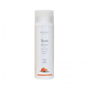 Ekopharma Tyrni - Korjaava Hoitoaine Luonnonkiharoille ja Vaurioituneille Hiuksille