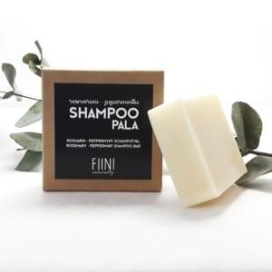 FIINI Naturally Palashampoo Rosmariini & Piparminttu