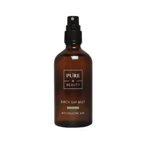 Pure=Beauty Birch Sap Mist - with Hyaluronic Acid - Kosteuttava ja Uudistava Hoitovesi Kuivalle Iholle