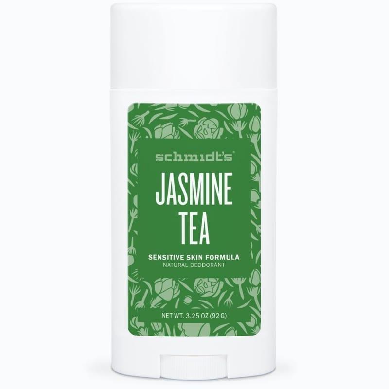 Schmidt's Sensitive Deodorantti Jasmine Tea Stick 92g, Soodaton