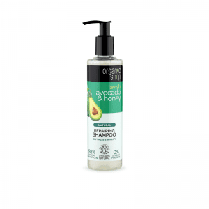 Organic Shop Avocado & Honey Korjaava Shampoo