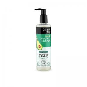 Organic Shop Avocado & Honey Korjaava Shampoo