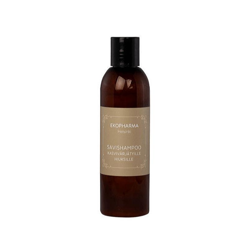 Ekopharma Savishampoo - Syväpuhdistava Shampoo Kasvivärjätyille Hiuksille