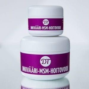 DT Inkivääri-MSM Hoitovoide