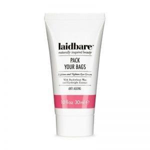 Laidbare Pack Your Bags Lighten and Tighten Eye Cream - Silmänympärysvoide