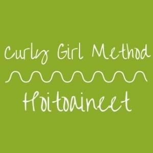 Curly Girl Hoitoaineet