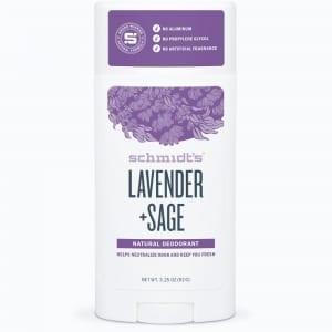 Schmidt's Deodorantti Lavender & Sage Stick 92g