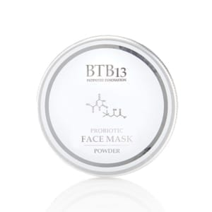 BTB13 Probiotic Face Mask - Suojaava ja Rauhoittava Probioottinen Kasvonaamio Kaikille Ihotyypeille