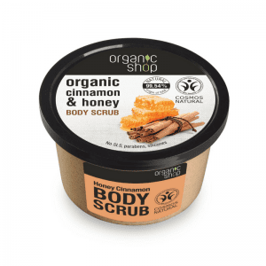 Organic Shop Honey Cinnamon Vartalokuorinta