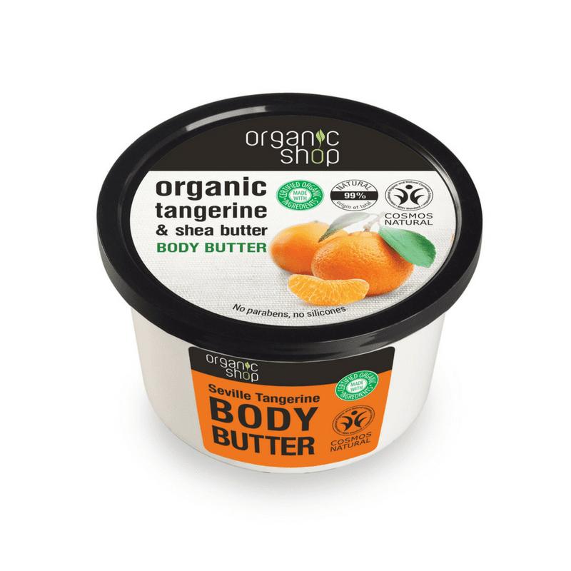 Organic Shop Seville Tangerine Shea-Vartalovoide