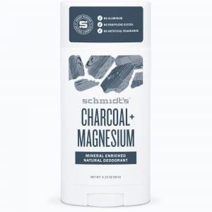 Schmidt's Deodorantti Charcoal-Magnesium Stick 92g
