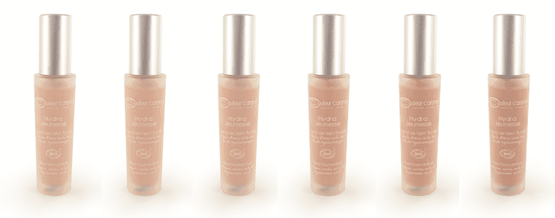 Hydra Jeunesse fluid foundation