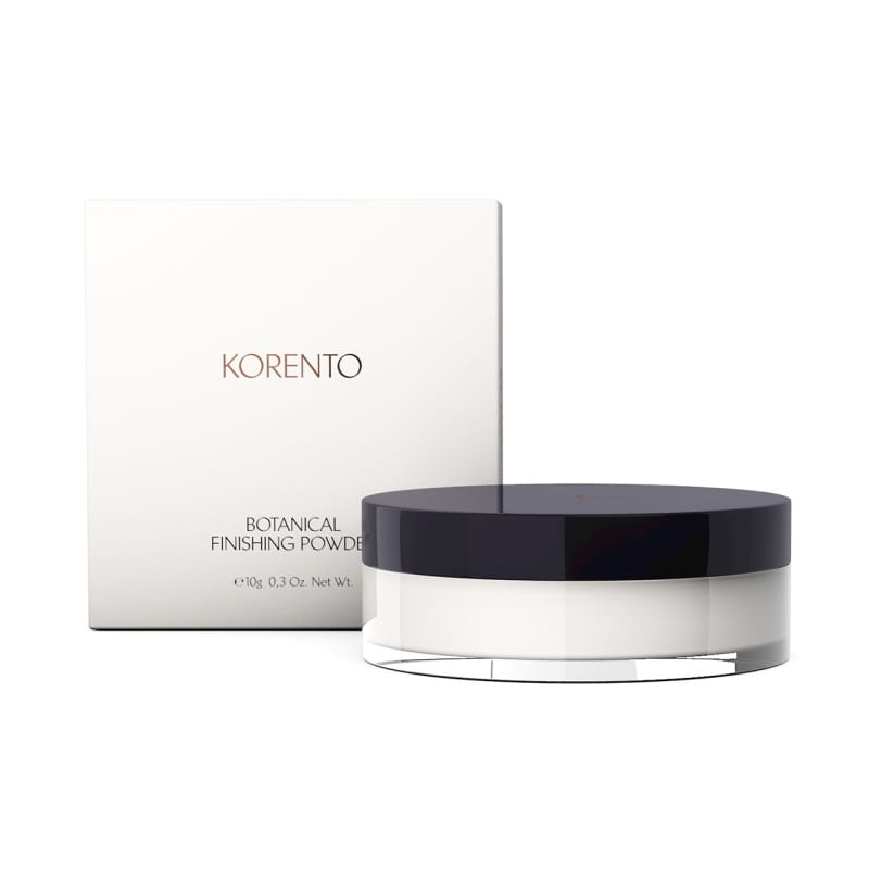 KORENTO by Flow Cosmetics Botanical Finishing Powder - Matta Viimeistelypuuteri