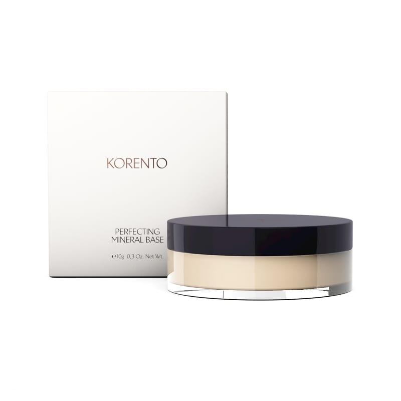 KORENTO by Flow Cosmetics Perfecting Mineral Base - Mineraalimeikkipuuteri