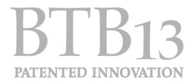 BTB13 patented innovation