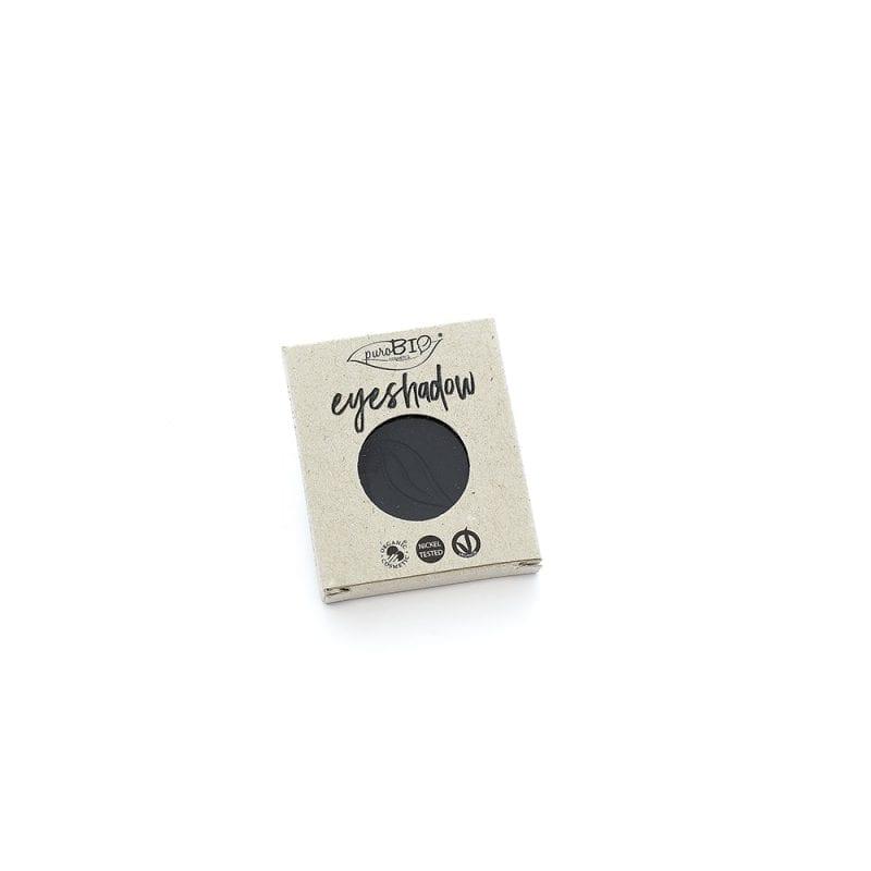 PuroBIO Luomiväri 04 Black Refill-Täyttöpakkaus