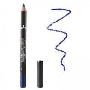 AVRIL Organic Silmänrajauskynä Bleu Égyptien (Kirkkaansininen)